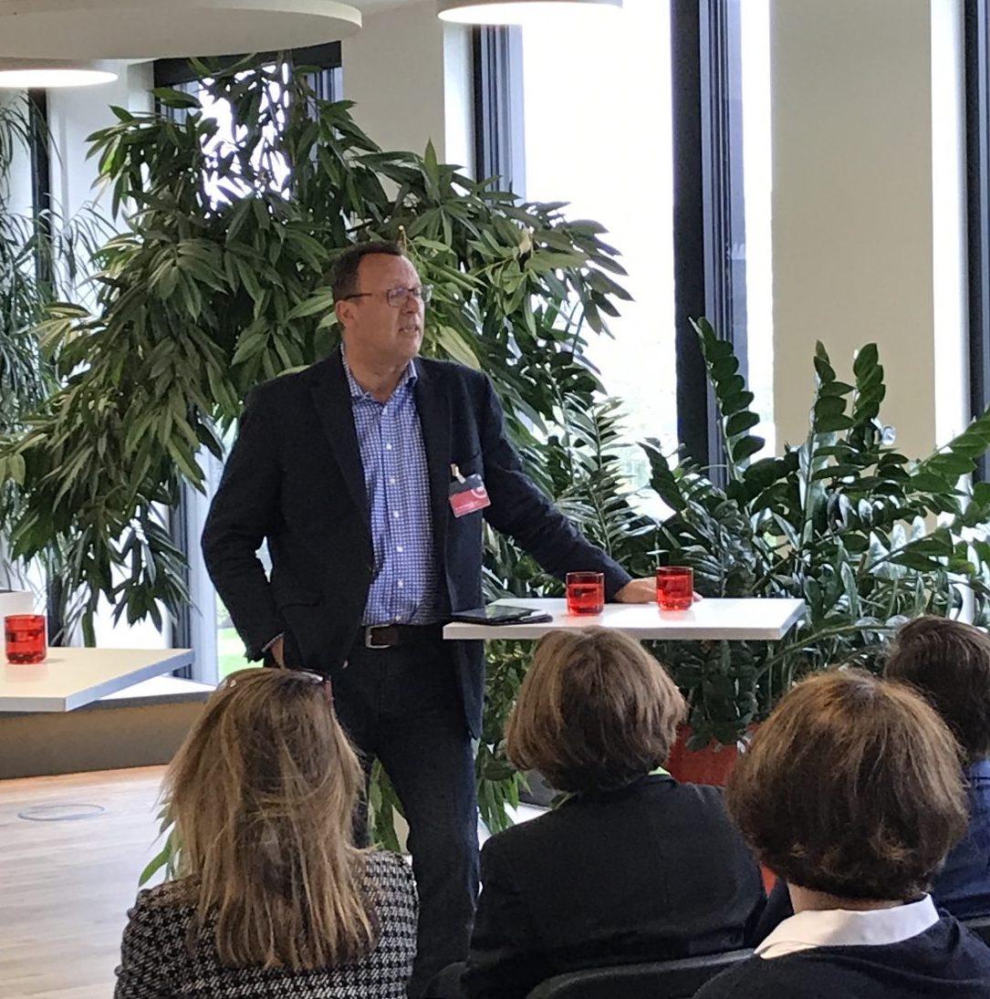 Keynote: The Future of cooperate Learning/Teil 1 von 3